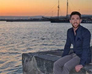 gentleman tramonto porto ortigia sicilia
