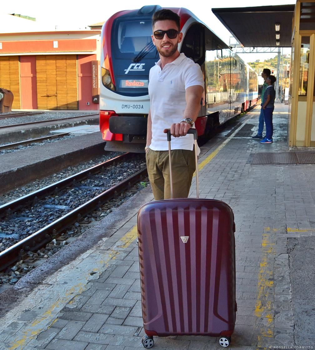 gentleman accessori valigia stazione