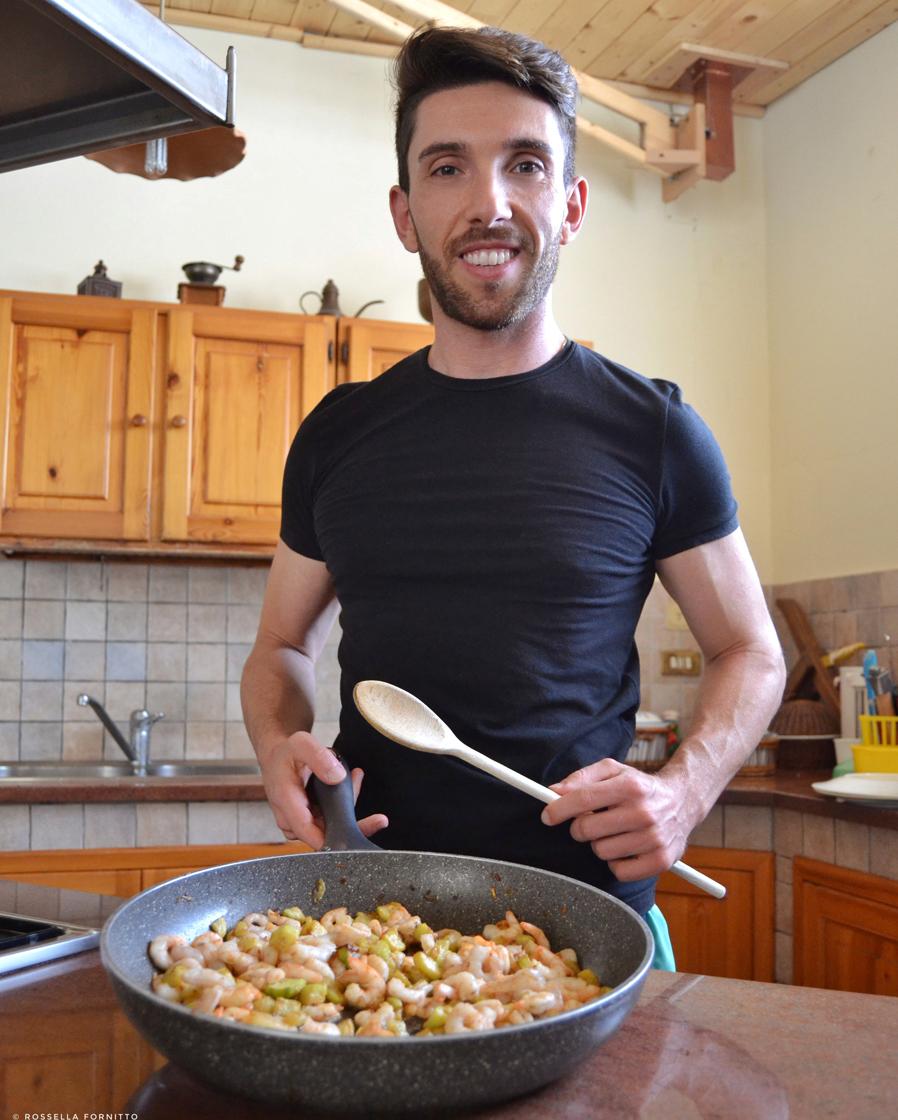 gentleman cosa cucinare al partner