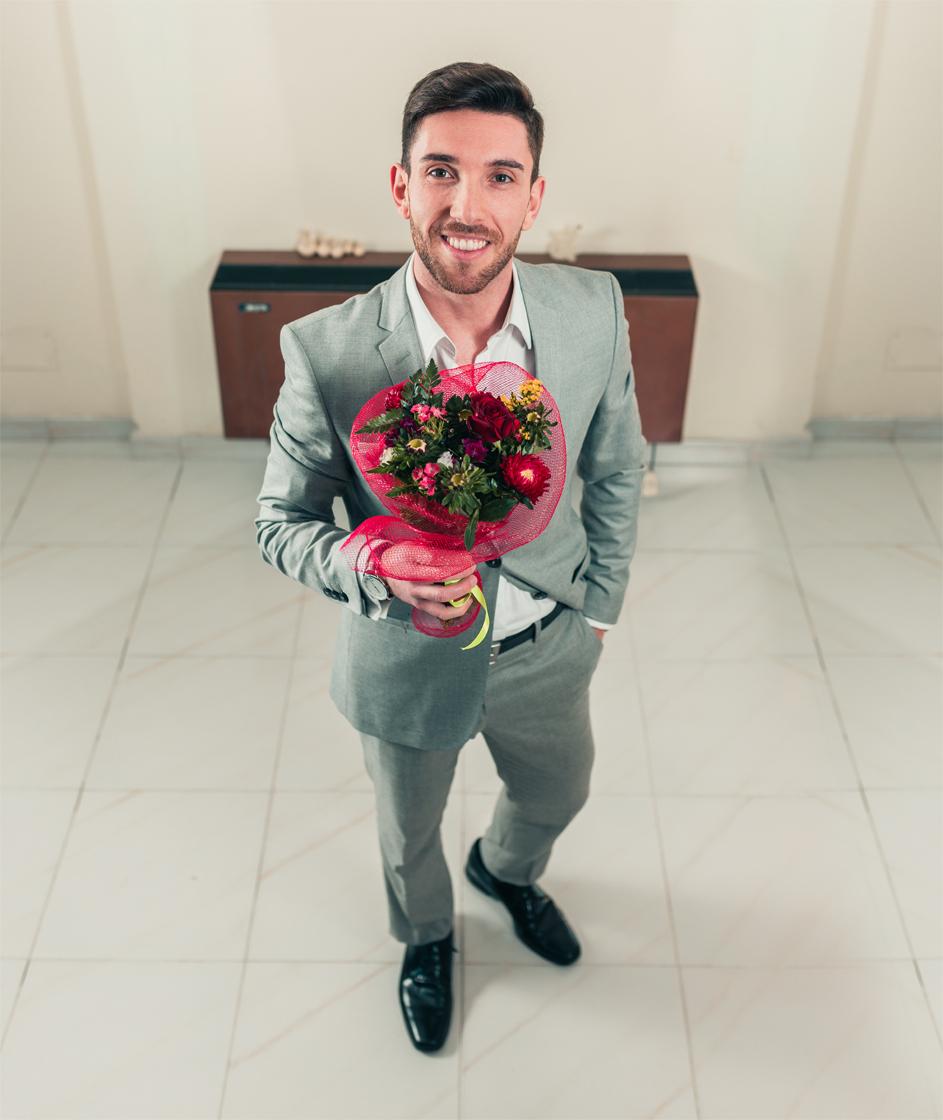gentleman fiori
