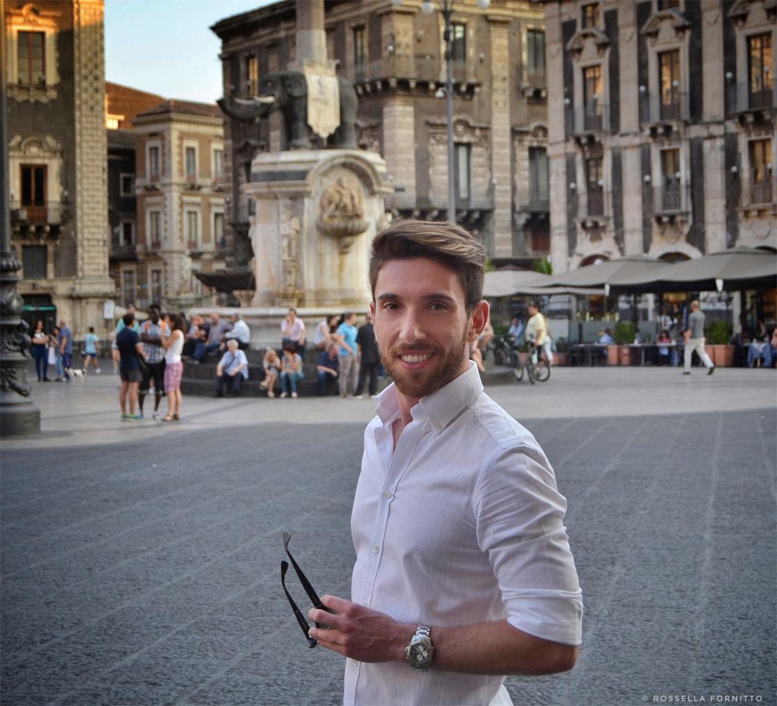gentleman piazza catania