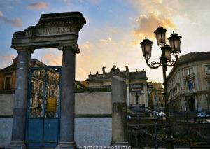 anfiteatro romano catania vecchia