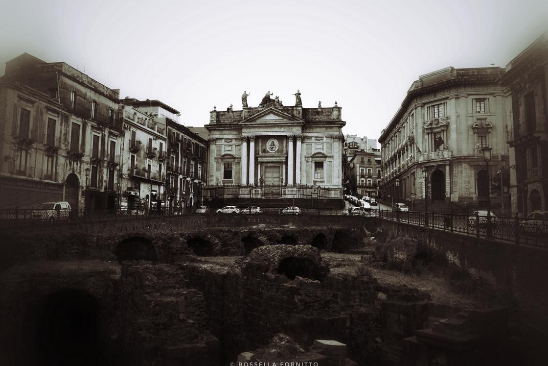 città vecchia catania