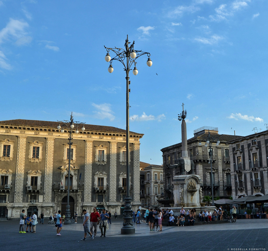 palazzo dei chierici catania