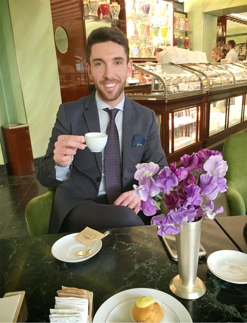 Giuseppe Gimondo benefici del caffè