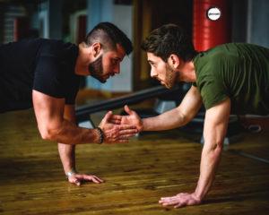 Giuseppe Gimondo benefici dell'allenamento HIIT