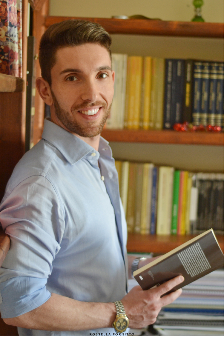 Giuseppe Gimondo perchè è importante leggere