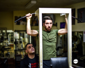 Giuseppe Gimondo perchè allenarsi in coppia